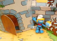 20738 Schtroumpfette volleyeuse smurfs puffo puffi schtroumpf schlumpf 2012 rare