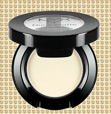 NYX NUDE MATTE SHADOW ~ KISS THE DAY ~ LIGHT BEIGE NUDE