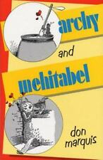 Archy and Mehitabel Marquis, Don Paperback