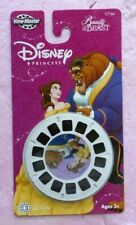 VIEW MASTER C7166 BEAUTY AND THE BEAST DISNEY PRINCESS SEALED NEW