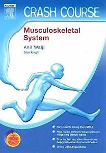 Musculoskeletal System Paperback Anil H. Walji