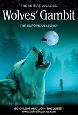 The Wolves' Gambit (Astral Legacies) by Volke Gordon Paperback Book The Fast
