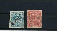 STATE TOLIMA.- SC 15- 39   Cancelations, 1879- 1886  COLOMBIA