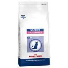 Croquettes Cats Sterilized Neutered Young Female 400 Gr x 4 Pack Royal Canin