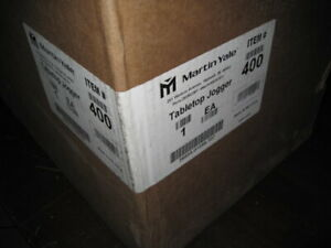 NEW Martin Yale Tabletop Paper Jogger (PRE400)
