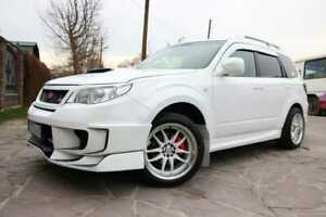 side skirts for subaru forester SH 2008-2012