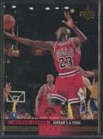 1992-93 UPPER DECK MR. JUNE MICHAEL JORDAN BULLS #MJ1