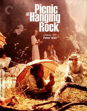 Picnic at Hanging Rock - Criterion Collection Blu-Ray Box Brand New