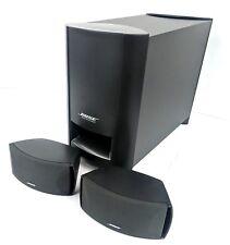 Bose CineMate Digital Home Theater Speaker System Subwoofer & 2 Speakers New