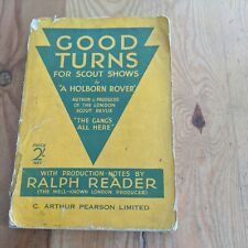 More details for 1930s shows boy scouts softcover book 78 pages