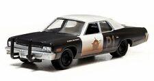 "Dodge Monaco "" Blues Brothers "" Bluesmobile  *** Greenlight 1:64"