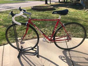 Bridgestone RB1 1991 racing bike rich red