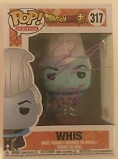 IAN SINCLAIR SIGNED WHIS FUNKO POP DRAGON BALL SUPER BEERUS JSA WITNESS