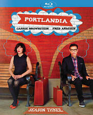 PORTLANDIA SEASON 3 New Sealed Blu-ray
