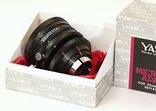 Yashica Original M42 Screw Mount Microscope Adapter - Boxed
