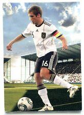 2012 Futera World Football Unique Ruby 37 Philipp Lahm /295 Germany
