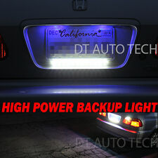 Universal Fit High Power LED 6000K Xenon White Backup Reverse Light Bar