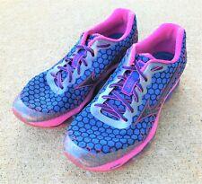 Mizuno Wave Prophecy 3 Women's Running Shoes, Size 8, EU 38.5. Blue-Pink-Purple