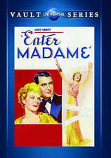 ENTER MADAME! (Cary Grant) - DVD - Region Free - Sealed