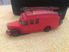 SAURER 3CT1D Fourgon échelle Pompiers de Zurich  TEK-HOBY  1/43