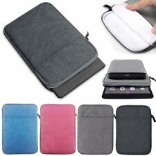 "AU Universal Carry Denim Zipper Sleeve Pouch Bag Case Cover For 9""-10.1"" Tablet"