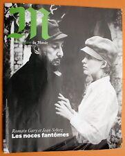 LE MAGAZINE DU MONDE n° 152 ROMAIN GARY ET JEAN SEBERG MARIAGE SECRET- 16/08/201