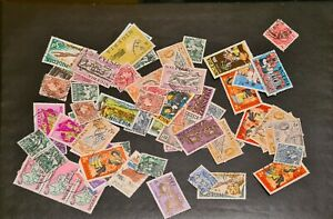 DUZIK: Nigerian Used/Unused Stamps (Mixed Condition) (No.L763) #