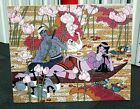 """Zu Ming Ho """"Golden Time"""" Signed Print 167/195 w Gallery COA 24x30 S/S on Canvas"""