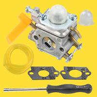 Carbruetor Carb Kit For Ryobi RY26540 RY28020 RY26500B String Trimmer 308054003
