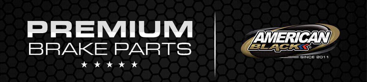American Black Premium Brake Parts
