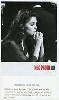 SUSAN SEAFORTH PROFILE PORTRAIT DAYS OF OUR LIVES ORIGINAL 1974 NBC TV PHOTO