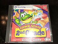 JumpStart 2nd Grade Educational PC Game (Windows/Mac, 1996) *BUY 2 GET 1 FREE*