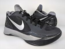 6599f557cbe9e Nike Zoom Volley Hyperspike Volleyball Shoe Black Silver (585763-001) sz 8.5