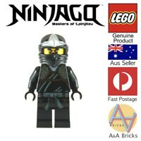Genuine LEGO® Minifigure - NINJAGO - Cole ZX (The Ninjago Movie)