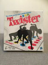 """Hasbro TWISTER, """"The Classic Game,with 2 More Moves!"""" *NEW & SEALED*"""
