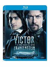 Blu Ray Victor - La Storia Segreta del Dottor Frankenstein  ......NUOVO