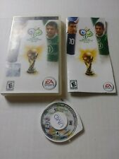 FIFA World Cup Soccer Germany (Sony PSP) - Complete Tested And Working