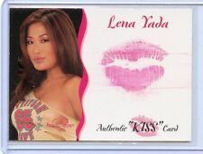 2004 BENCHWARMER LENA YADA KISS