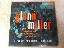 Glenn Miller plays The Glenn Miller Story selections LP album Miller vinyl!