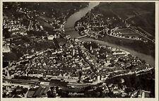 Schaffhausen Schweiz Suisse Switzerland ~1930 Luftbild Fliegeraufnahme Totale