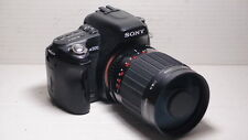 500mm = 750mm Wildlife lens on SONY & KONICA MINOLTA 7D 5D ALPHA A580 A58 57 33