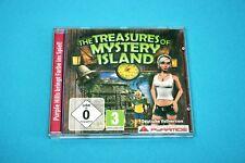 PC juego de ordenador-The treasures of Mystery Island-en OVP