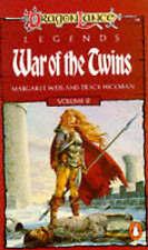 Margaret Weis, Tracy Hickman  Dragonlance Legends. Volume 2: War of the Twins Bo