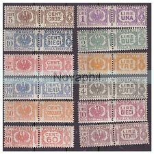 REGNO 1927-32  - PACCHI POSTALI -  SERIE NUOVA  **