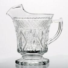 Imperial Cape Cod Glass Pitcher Pint Vintage Elegant Crystal Hand Made American