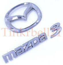 04-09 Mazda 3 5Door Hatch Emblem Nameplate Badge Logo Script OEM 05 06 07 08