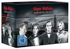 Edgar Wallace - Gesamtedition (1959-1972) * 33 DVDs