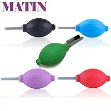 GENUINE Matin Silicone Hurricane Air Blower and Brush Anti Dust for DSLR Lens
