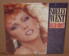 Shelly West Red Hot vinyl LP Record SEALED cut out