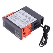 Stc 1000 Digital Temperature Controller Temp Sensor Thermostat Control 220 240v